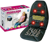 Massage Chair with Heater, Vibration Cushion, Car Seat Massager