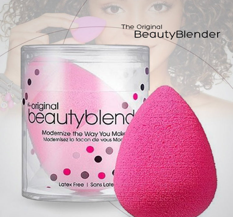 The Original Beauty Blender (Pink)