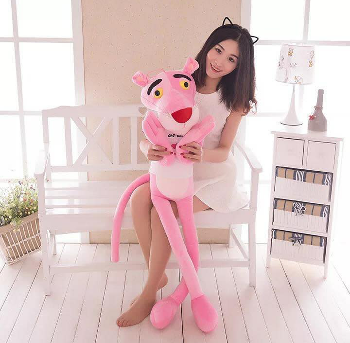 Pink Panther Stuffed Toy