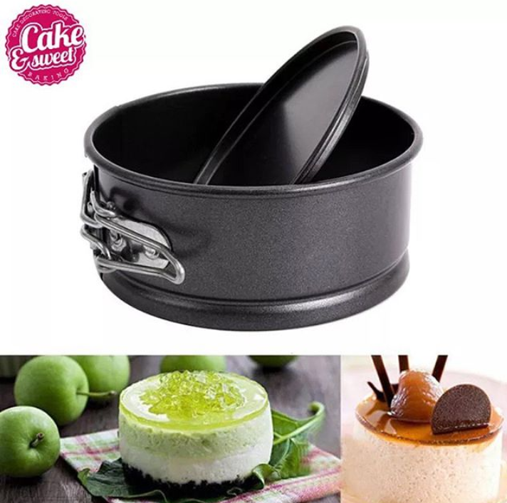 Non-Stick Carbon Cake Pan