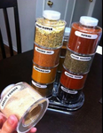 12Pcs Spice Tower
