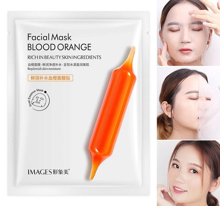 Blood Orange Facial Mask