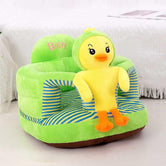Anti Fall back Seat Sofa, Cartoon Stuff Sofa, Plush Cartoon Chair