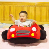Car Plush Sofa Toy, Car Stuffed Sofa, Car Support Seat, Toddler Toy Sofa