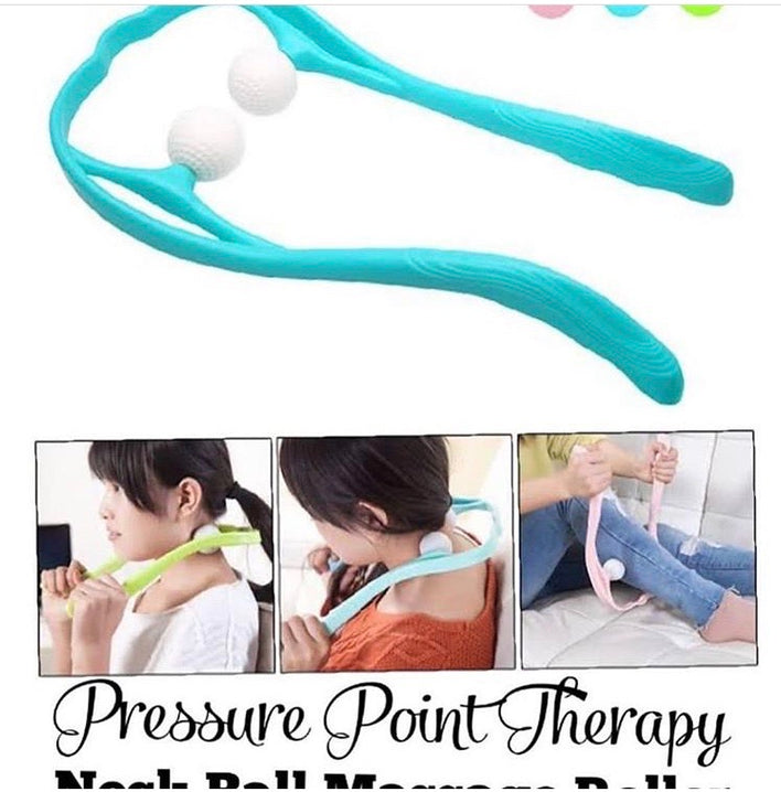 Pressure Point Body And Neck Massager