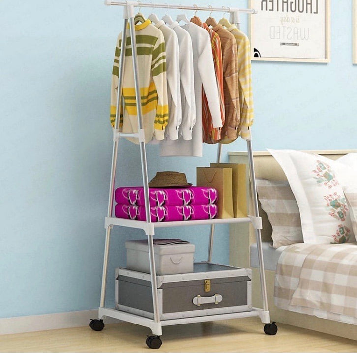 Multi Functional Multi Rack With Wheels