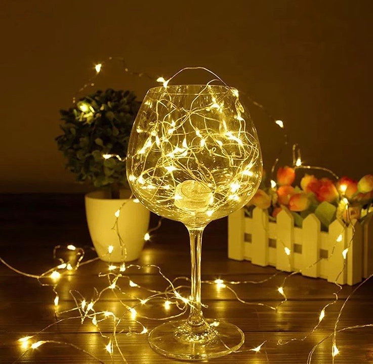 20Led Copper String Light