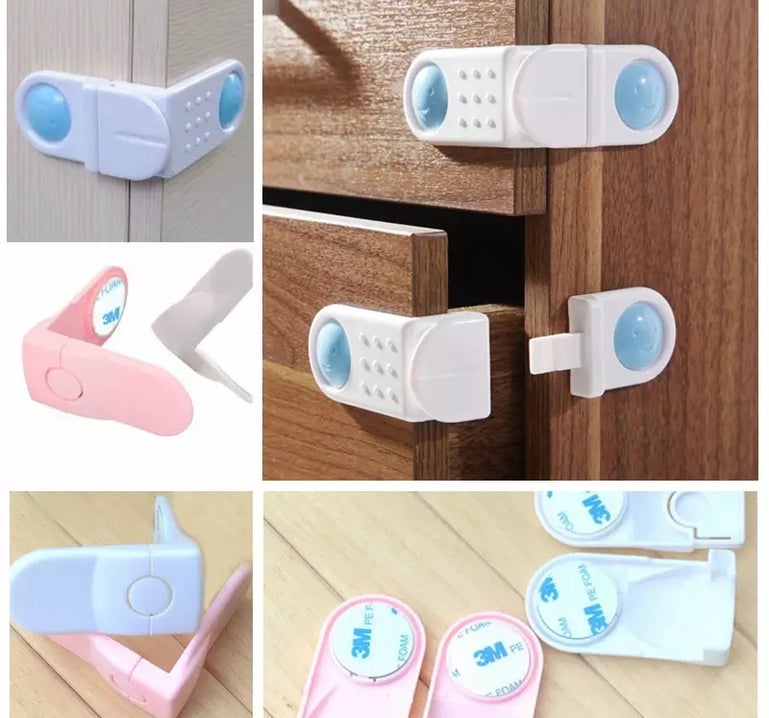 Child Safety Locks for Drawers, Child Baby Lock, Cupboard Safety Lock, Kids Drawer Safety Locks