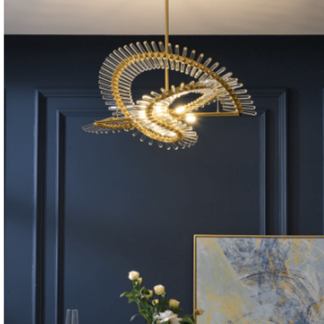 Modern Design Contemporary Chandelier Code Chn 900154