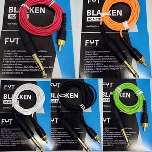 FYT RCA Cord (RCA-Straight) - FYT MALAYSIA