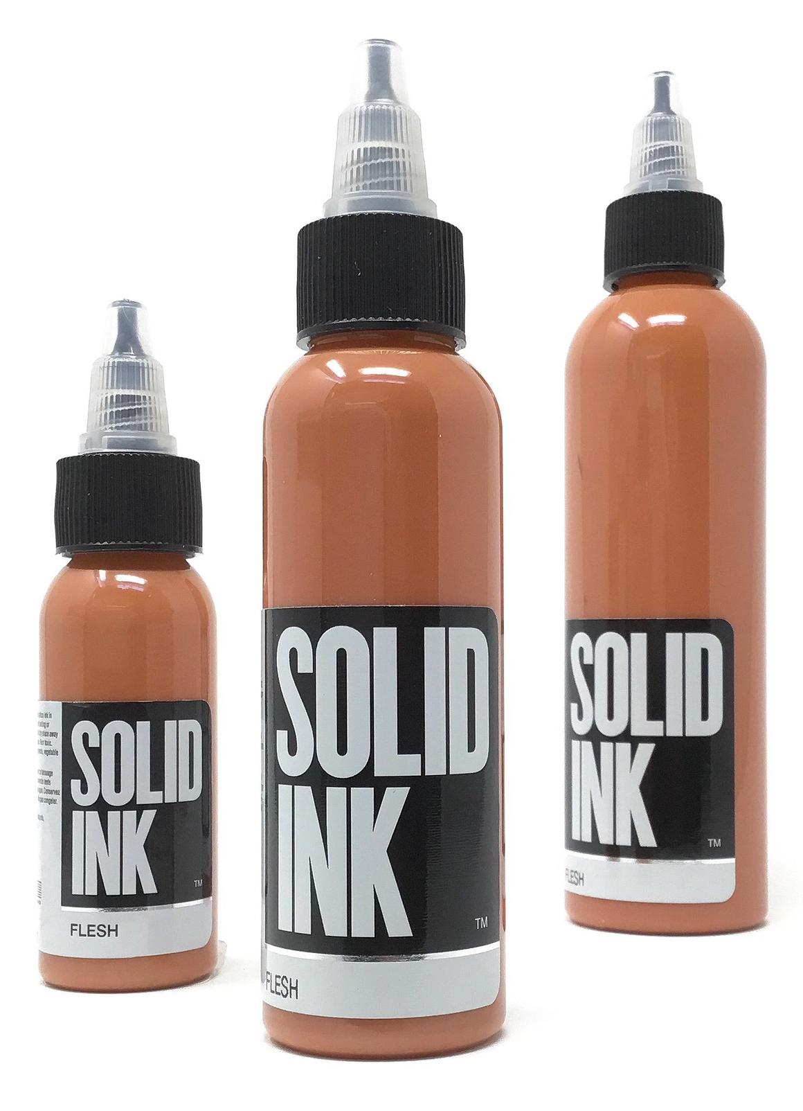 Solid Ink Flesh