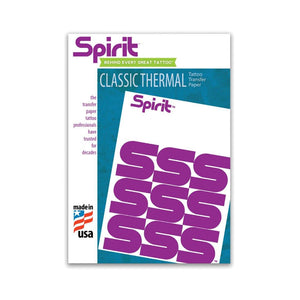 Spirit Classic Thermal Tattoo Transfer Paper