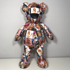 "Inside-Out Bear 18"" PREORDER BRITNEY"