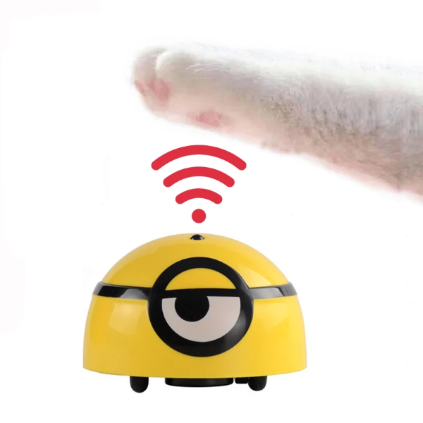 New Arrival - Infrared Sensing Interactive Pet Toy