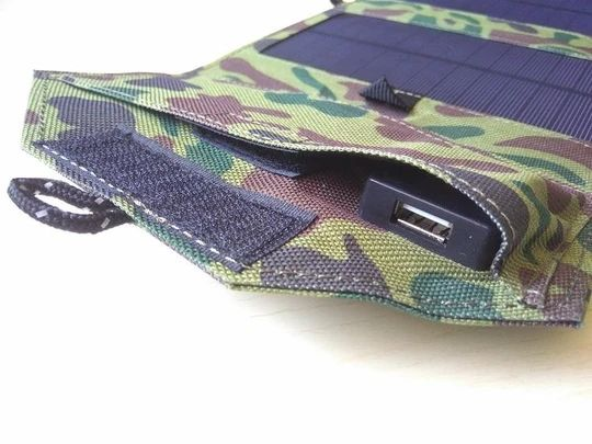 7W Portable Solar Panel Charger