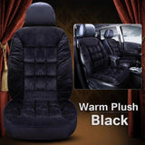 Winter Universal Car Interior Plush Warm Seat Cushion(Christmas Gift)