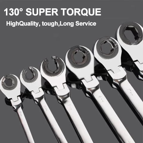 Tubing Ratchet Wrench (BUY 2 FREE SHIPPING)