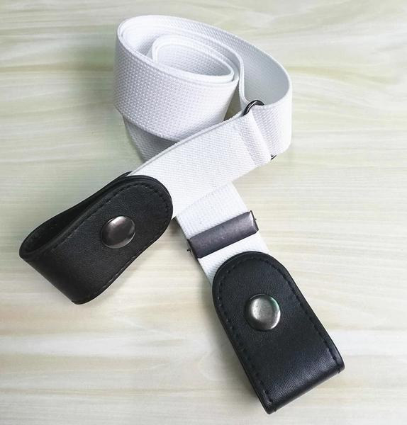 NO-BUCKLE WOMEN'S BELT || ADJUSTABLE & ELASTIC