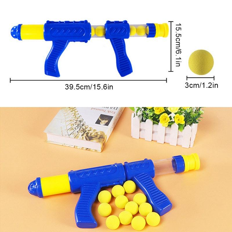 Hit Me Duck Shooting Toy