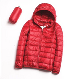 Ultralight and compact down jacket - free shipping