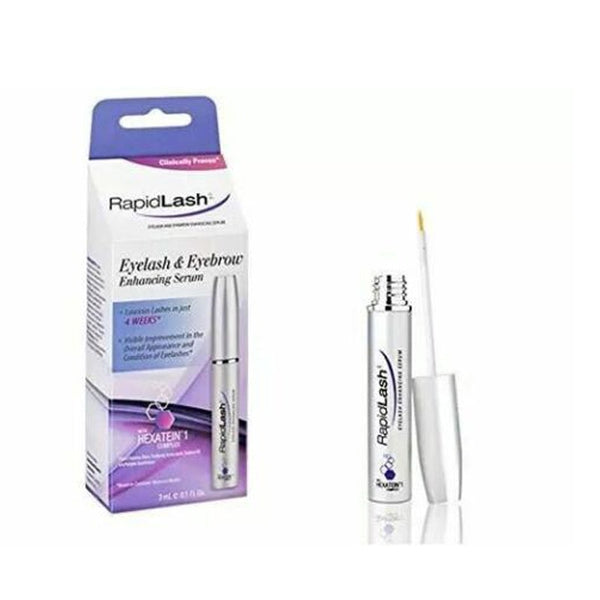 RapidLash Eyelash & Eyebrow Enhancing Serum 0.1oz,3ml Volumize Eye Lash