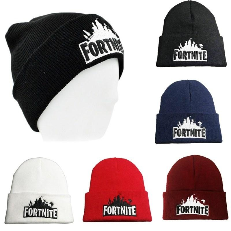 Fortnite Knit Beanie Cap for Men and Women  ec5efe44544