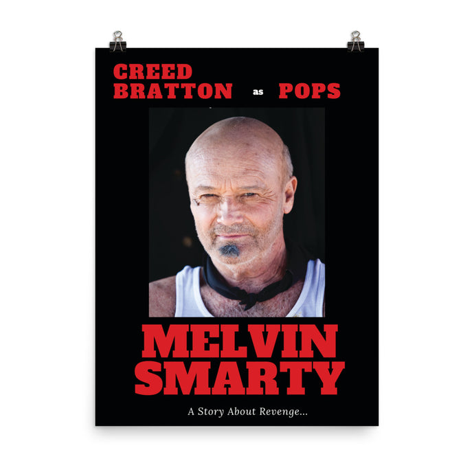 Creed Bratton as Pops Poster