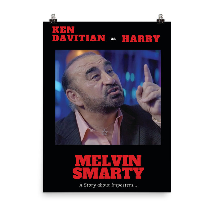 Ken Davitian as Harry Poster