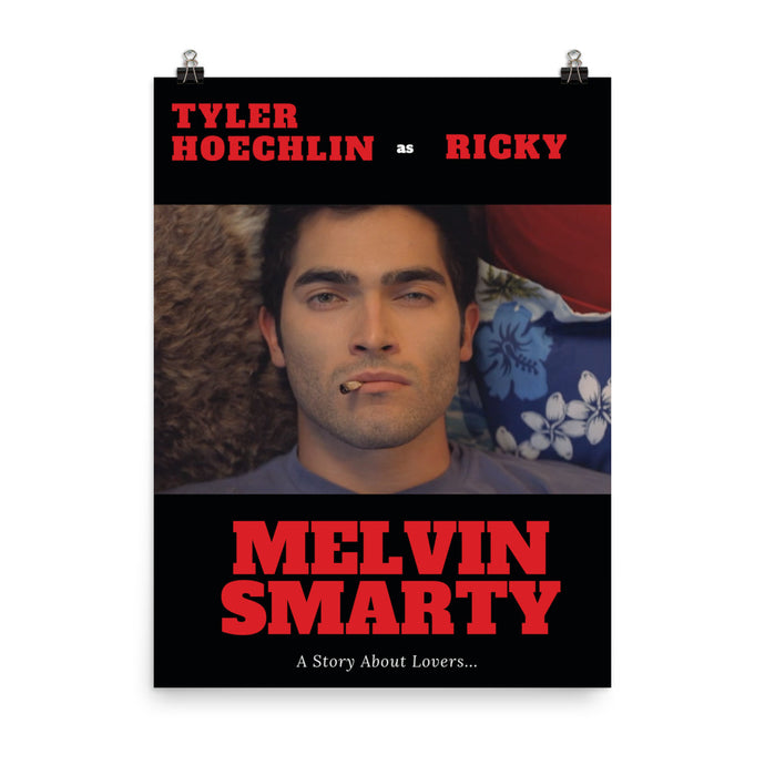 Tyler Hoechlin as Ricky Poster