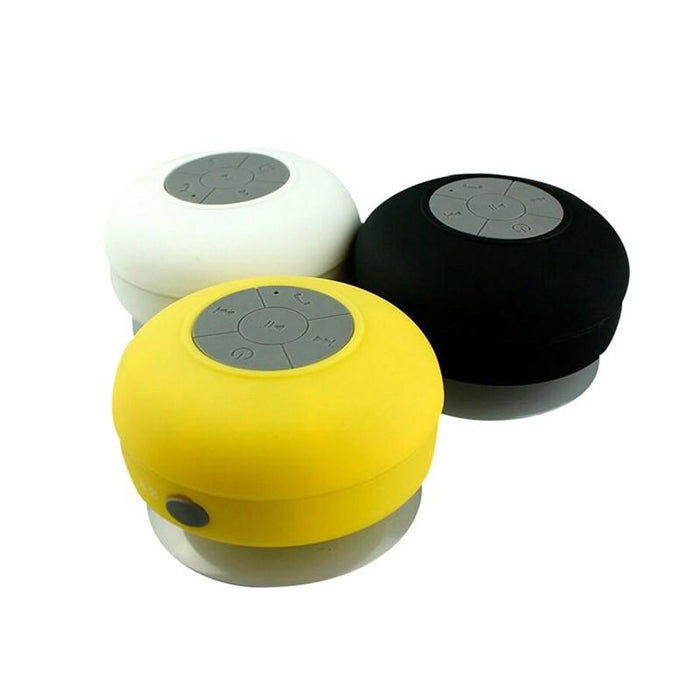 Portable Wireless Waterproof Bluetooth Speakers for Shower & Car while driving