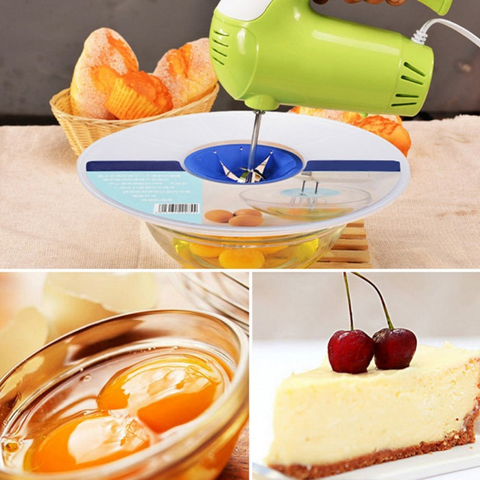 Creative Egg Bowl Whisks with Screen Cover for Baking