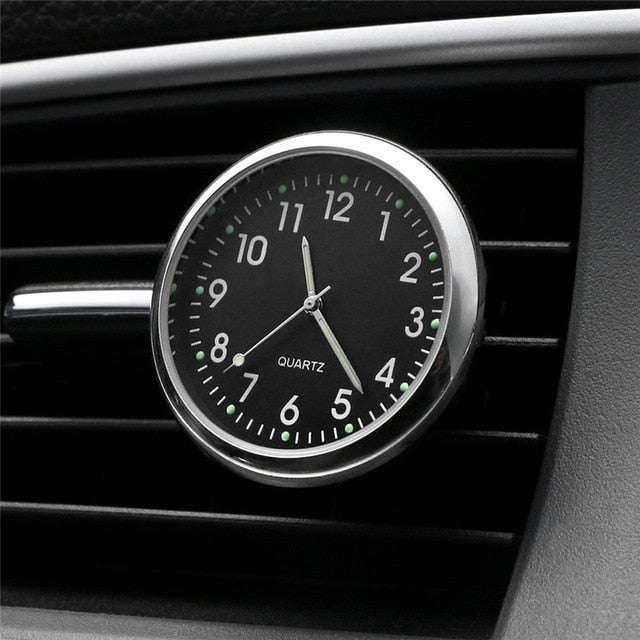 Car Interior Watch Decoration