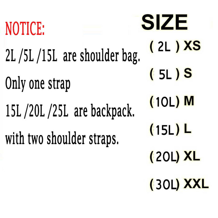 Outdoor Camouflage Portable Rafting Diving Dry Bag Sack PVC Waterproof Folding Swimming Storage Bag for River Trekking 2/5/10L