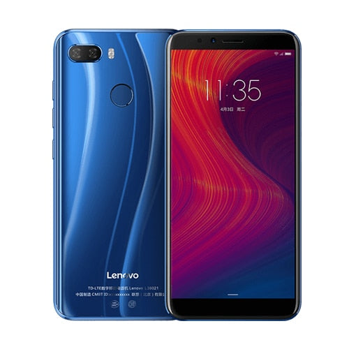 Original Global Lenovo K5 Play Phone Android 8.0 Snapdragon Octa-Core 5.7 inch Fingerprint Rear 3GB+32GB OTA