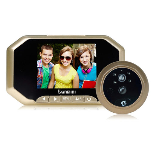 DANMINI 3.5 inch Digital Peephole Viewer