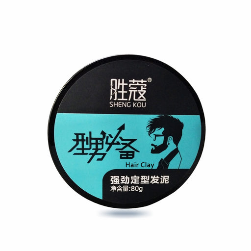 Long-lasting Dry Stereotypes Type Hair Clay