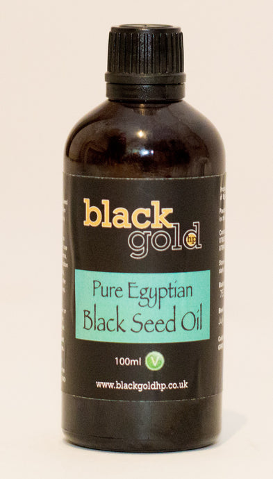 Organic Black Seed Oil 100ml