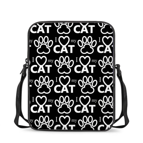 Gigi's Market Bags Cat Paw - Cross-Body Bags