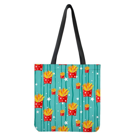 Gigi's Market Bags Freedom Fries - Cloth Tote Bags