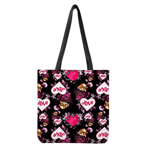 Gigi's Market Bags Garden of Love - Cloth Tote Bags