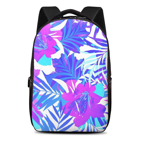 Gigi's Market Bags MEDIUM Summer Vibes - Laptop Backpack