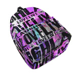 Gigi's Market Bags Secret of Life - All Over Print Cotton Backpack