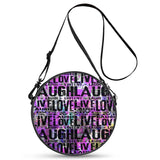 Gigi's Market Bags Secret of Life - Round Satchel Bags