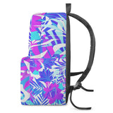 Gigi's Market Bags Summer Vibes - All Over Print Cotton Backpack
