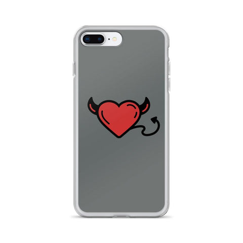 Gigi's Market, LLC iPhone 7 Plus/8 Plus iPhone Case | DEVIL HEART
