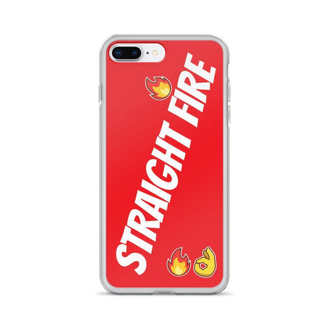 Gigi's Market, LLC iPhone 7 Plus/8 Plus iPhone Case | Straight Fire