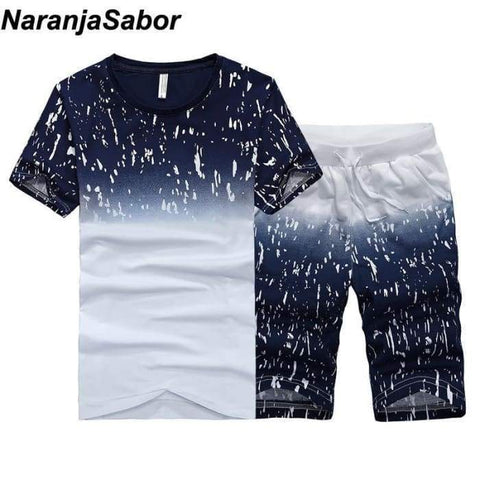 Shorts and T-Shirt Set for Men