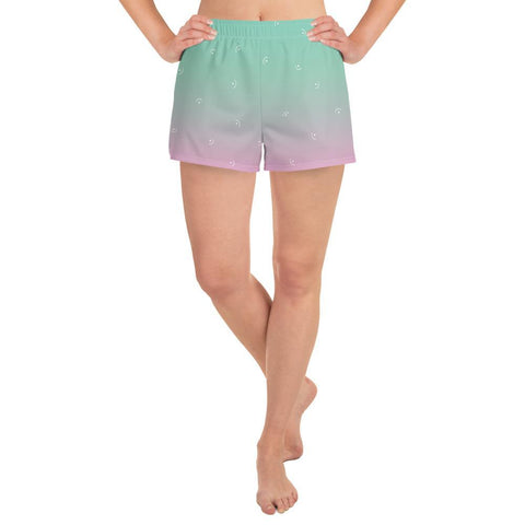 Gigi's Market, LLC XS Women's Athletic Short Shorts