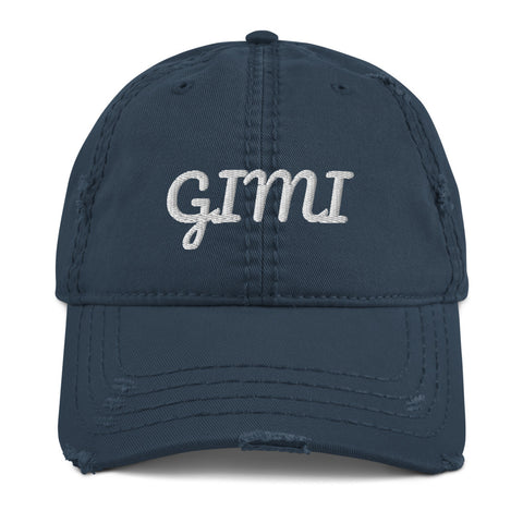 GIMI | Distressed Dad Hat