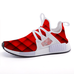 Printy6 Shoes US 3 Men - US 5 Women (35 EU) Red Lightweight fashion sneakers | Gigi's Market